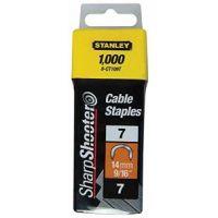 "Скобы для степлера  ""CABLE"",тип ""7"", 10мм, 1-CT106T"