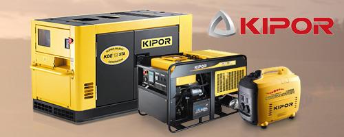 Купить дизельный или бензиновый генератор Kipor? Правильное ли решение? | Electro Haus