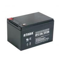 Аккумулятор ATABA AGM 12V 12Ah