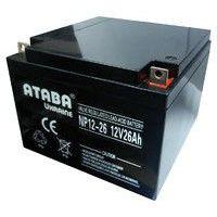 Аккумулятор ATABA AGM 12V 26Ah