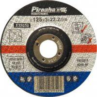Круг отрезной  по металлу,d=125мм, PIRANHA  X32030