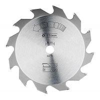 Пильний диск НМ, 12 z, d=170х16мм, універс.