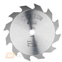 Пилный диск 40 z, d=170х16мм, X13125