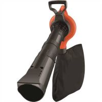 Садовый пылесос электрический BLACK+DECKER GW3030