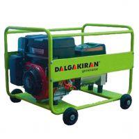 Бензиновый генератор DALGAKIRAN DJ 150 BS-TE трехфазный