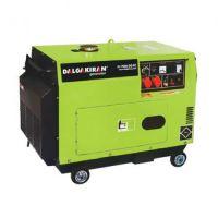 Дизельный генератор DALGAKIRAN GENPOWER GDG 7000 EC