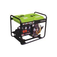 Дизельный генератор DALGAKIRAN DJ 8000 DG-ME