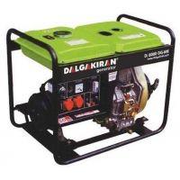 Дизельный генератор DALGAKIRAN DJ 8000 DG-TE трехфазный