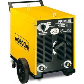 DECA MMA PRIMUS 550E DC - сварочный трансформатор