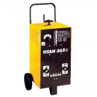 DECA MMA TITAN 265E - сварочный трансформатор