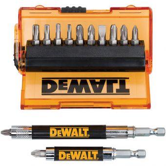 DeWALT DT71502-QZ Набор насадок для шуруповёртов из 14 элементов