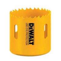 Набор цифенборов DeWALT d=19, 22, 29, 35, 38, 44, 57, 64, 76 мм, 2 держ., 2 сверла, чемодан.