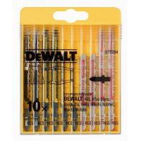Набор полотен по дереву/металу DeWALT DT2294 для лобзиковых пил