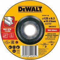 Круг зачистной по металлу DeWALT DT43917