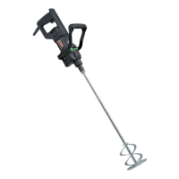 Миксер (мешалка) Eibenstock EHR 15.1SB Set