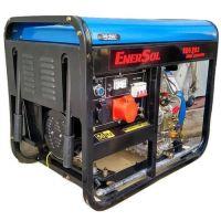 Дизельный генератор трехфазный 6кВА EnerSol SD-6EB-3
