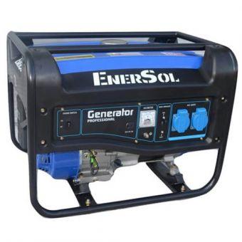 Бензиновый генератор однофазный 3кВА EnerSol SG-3(B)