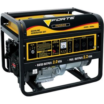 Бензиновый генератор FORTE FG2500 (форте)