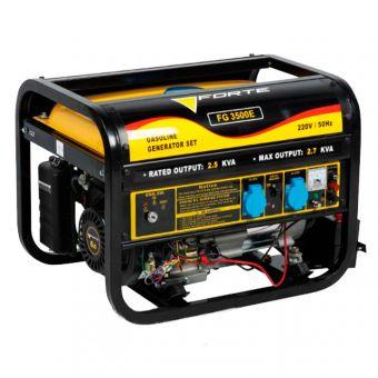 Бензиновый генератор FORTE FG3500E (Форте)