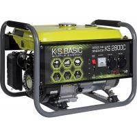 Генератор бензиновый Konner&Sohnen KSB 2800C