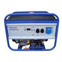 Генератор бензиновый Endress ESE 6000 BS с набором колёс