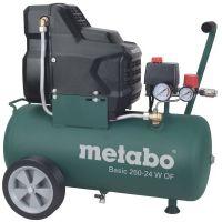 Компрессор Metabo Basic 250-24 WOF (безмасляный)