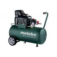 Компрессор Metabo Basic 250-50 WOF (безмасляный)