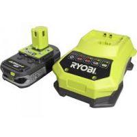 Аккумулятор и зарядка RYOBI RBC18L15
