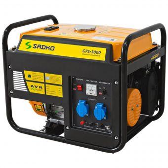 Бензиновый генератор SADKO GPS 3000Е