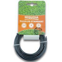 Косильная леска SEQUOIA TL2.0-L15-Standart