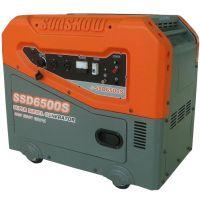 Генератор дизельный SUNSHOW SSD 6500S