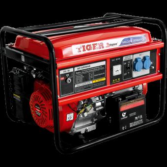 TIGER EC 6500AE - Генератор бензиновый