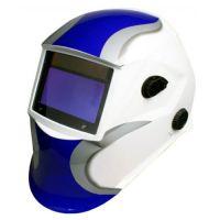 Сварочная маска-хамелеон Титан SUN7 (бело-голубая)