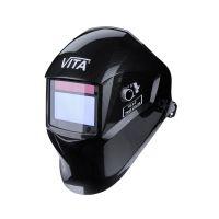Сварочная маска хамелеон VITA TIG 3-A True Color (металлические соты черные)