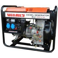 Дизельный генератор (электростанция) Vitals ERS 4.6d