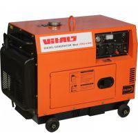 Дизельный генератор (электростанция) Vitals ERS 4.6dt